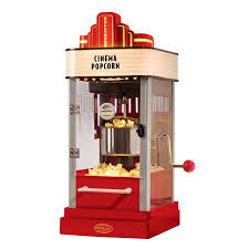 Hollywood Popcorn Vending Machine Stunning Nostalgia HKP48 Hollywood Series 4848Ounce Kettle Popcorn Popper
