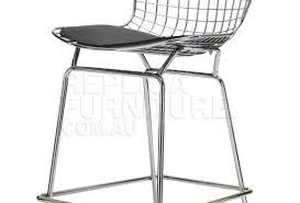 stool:Wire Stool Wonderful Replica Harry Bertoia Wire Bar Stool Wire Bar  Stool Image Horrible ...