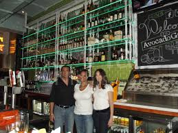 grand opening of avocado grill in west palm beach