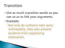 persuasive essay  8
