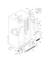 Excellent frigidaire refrigerator parts diagram frigidaire refrigerator parts diagram 1696 x 2200 · 40 kb ·
