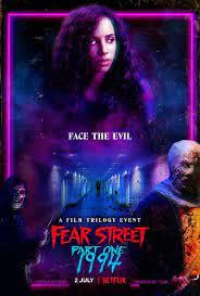 Fear Street' trilogy is a gorefest ...