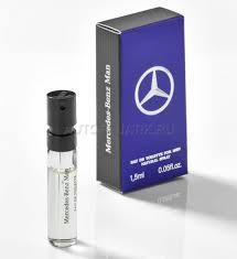 Пробник, мужская <b>туалетная</b> вода <b>Mercedes</b>-<b>Benz Man</b> ...