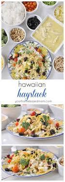 the whole family will love hawaiian haystacks