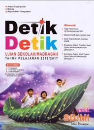 Buku detik detik un sma ipa 2020 paket lengkap 6 mapel + kunci. Buku Detik Detik Un Usm Sd Mi 2019 2020 Buku Panduan Soal Toko Buku Online Terpercaya Di Indonesia