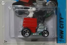 new car release for 2014GeekMatic HW Tooned II 88 of 250 Snoopy