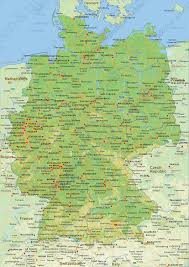 Maybe you would like to learn more about one of these? Political Map Of Germany 1461 The World Of Maps Com