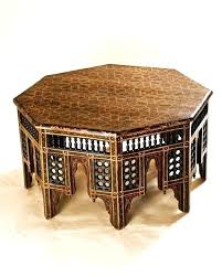 moroccan dining table dining table rattan coffee table stone coffee table round wood coffee table teak