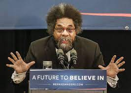 no Aretha Franklin, says Cornel West ...