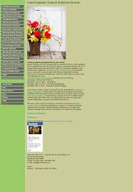 Cass Floral Design School Cass Flowers Florist And Design School Competitors Revenue