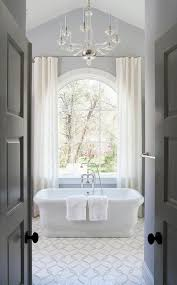 elegant traditional bathrooms. Perfect Bathrooms Elegant Traditional Bathroom Features A Calacatta Tia And Honed Thassos  Tiles New Ravenna Sophie Lead To Freestanding Rectangular Bathtub Paired  On Elegant Traditional Bathrooms