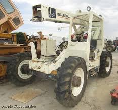Ingersol Rand Forklift 1997 Ingersoll Rand Vr90b Telescopic Forklift Item Da3159