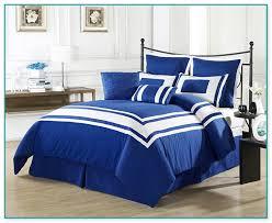 royal blue comforter set twin