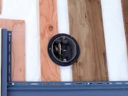 building a house a simple plan flashing for an outdoor light fixture box