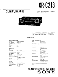 sony xr c2200 wiring diagram schematics and wiring diagrams total mander h service ma