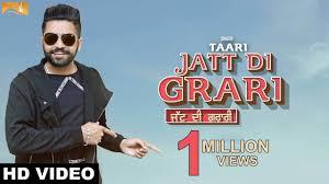 Designer Punjabi Song Download New Punjabi Songs 2017 Jatt Di Grari Full Video Taari Latest Punjabi Song 2017 White Hil Music
