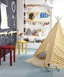 Native Kids Playroom Ideas