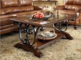 Iron And Wood Coffee Table Rustic Coffee Table Set Million Dollar Rustic Pine Table Set