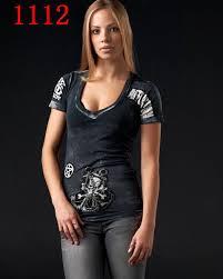 Affliction Womens Size Chart Amity Affliction Long Sleeve Shirt Athena V Neck Affliction