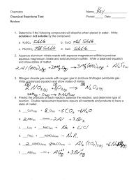 word equations worksheet chemistry if8766 fresh word equations worksheet when dissolved beryllium chloride best