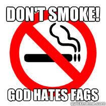 No smoking memes | quickmeme via Relatably.com