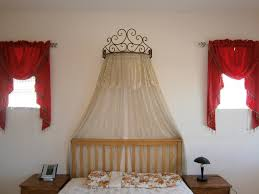 inspiring crown bed canopy with metal iron wall teester bed canopy dry crown hardware over bed