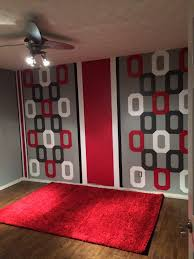 Ohio State Bedroom Decor Our Sins New Ohio State Bedroom Elijah Pinterest The Wall