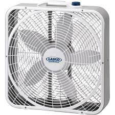 fan box. lasko 3720 weather shield performance box fan