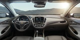 2017 Malibu: Mid-Size Car | Chevrolet