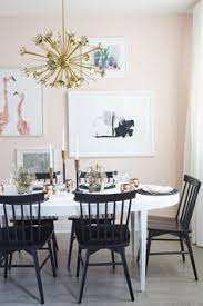 a roundup of 126 dining tables for every style and e nicolette masonblush wallspink wallspeach wallscolor wallspink dining roomspink