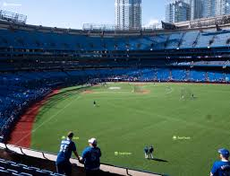 Rogers Centre Section 207 R Seat Views Seatgeek