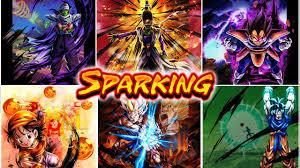Sparking Rarity Dragon Ball Legends Wiki Fandom