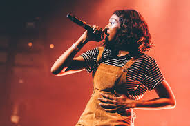 Image result for Little Simz made in the manor tour