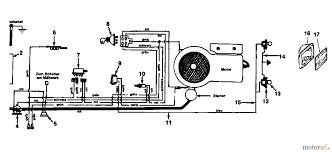 mtd lawn tractors wiring diagram vanguard mtd lawn tractors 11 81 138 3420 1988 wiring diagram vanguard