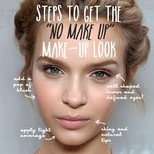 what to do look pretty without makeup
