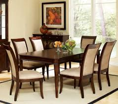 superb 7 piece dining room set with bench