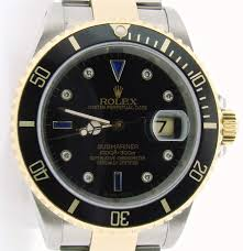 used rolex submariner watches for 40mm beckertime beckertime mens rolex 16613