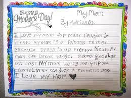 An Essay On My Mother Barca Fontanacountryinn Com