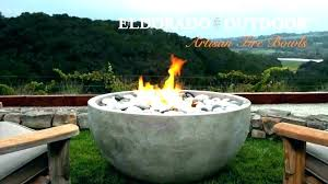 gas column fire pit tabletop grill propane table top medium outdoor fi