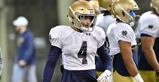 Notre Dame Depth Chart Notre Dame Depth Chart Changes In Wake Of Injuries