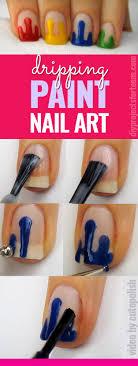 Cool And Simple Nail Designs 33 Cool Nail Art Ideas Awesome Diy Nail Designs Diy