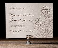 wedding wisdom crafting the perfectly worded wedding invitation Wedding Invitations From Bride And Groom Not Parents breakers letterpress invitation from bella figura Invitation Wording Bride and Groom