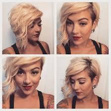 5 Nadelen Van Asymmetrische Korte Kapsels Halflang Haar