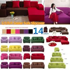 1 2 3 4 seater sofa cover pure