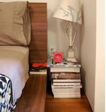 diy bedroom decorating ideas on a budget. Books As Nightstand | Tutorial 22 Small Bedroom Decorating Ideas On A Budget Easy DIY Diy E