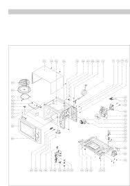 Daewoo Microwave Wiring Diagram