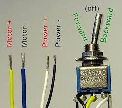 single pole toggle switch wiring diagram wiring diagram easiest way to reverse electric motor directions robot room