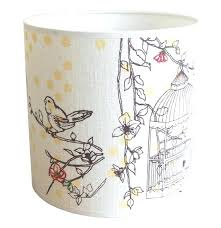 bird lamp shades dotty bird lampshade felicity birdcage fl forages dotty bird lampshade bird print lamp bird lamp shades