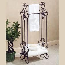 towel holder ideas. Interior Freestanding Towelolder Brilliant Ideas Of Free Standing Bathangers Winsomeotel Shelf Standardeight Forook Bathroom Bath Towel Holder E
