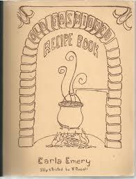 old fashioned recipe book carla emery virginia boegli amazon books